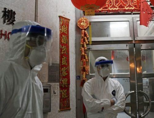 Coronavirus: ya son más de 1.700 los muertos y 70.000 los contagiados