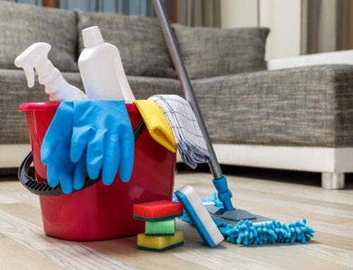 Coronavirus: Como desinfectar el hogar