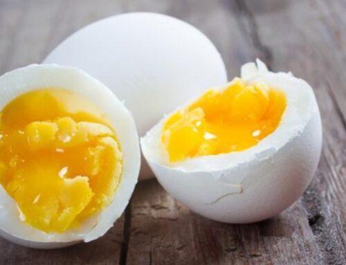 Comer huevo es saludable